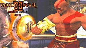 GOD OF WAR 2 General Kratos #03 ' THESEUS E OS MINOTAUROS ...