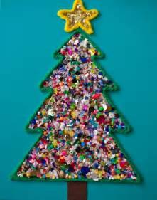 Christmas Tree Craft Preschool