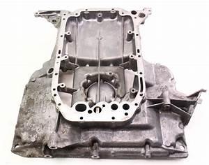 Upper Oil Pan 96-98 Audi A4 2 8 V6 Oilpan - Genuine