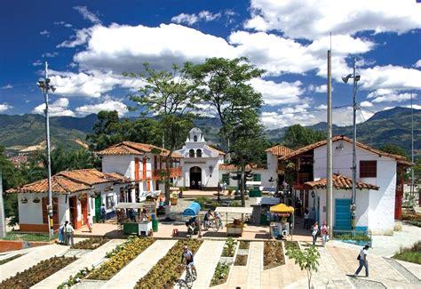 village paisa colombia