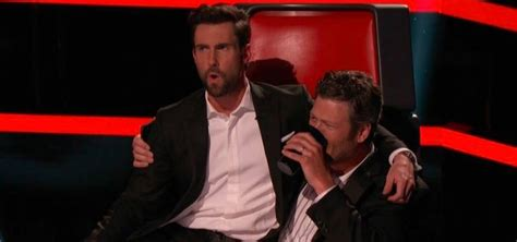 blake shelton voice the voice are blake shelton and adam levine quitting