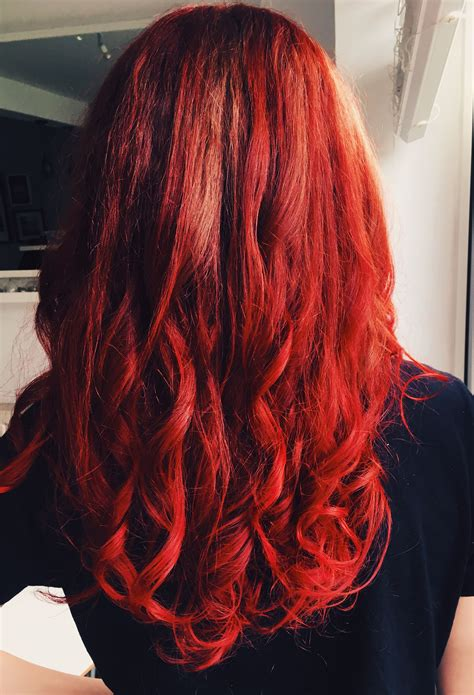 Red Hair Dye Superdrug Pick And Mix Semi Permanent On