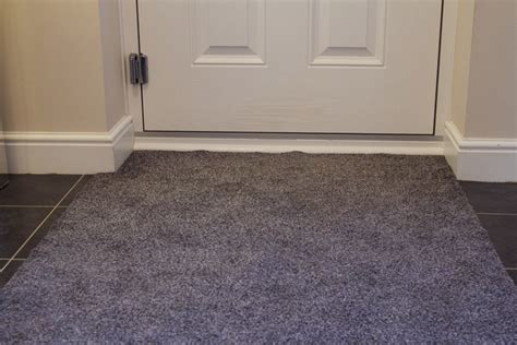 made to measure doormat made to measure from dirt catcher dirttrapper doormats