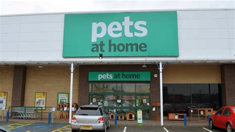 At Home Store : Lincoln Pets At Home Set For £ 271k Revamp
