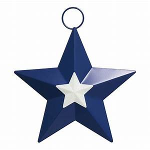 Metal star decor kohl s