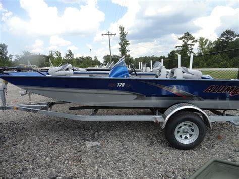 Alumacraft Bass Boat by Alumacraft Pro 175 Boats For Sale
