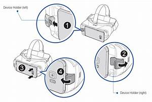 Gear Vr Manual Installing The Mobile Device