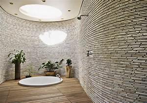 Parement Salle De Bain : plaquettes de parement utilisation mat riaux pose ooreka ~ Melissatoandfro.com Idées de Décoration
