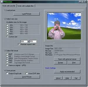 pixresizer screenshot best free vista downloads With document resizer software free download