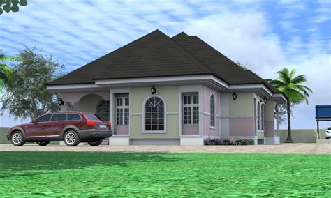 bedroom bungalow designs residential house plans  bedrooms bungalow building treesranchcom