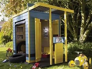 Maison Enfant Castorama : maison de jardin en bois pour enfant great je veux ~ Premium-room.com Idées de Décoration