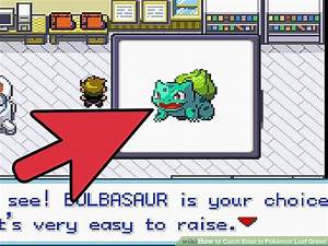 How To Catch Entei In Poku00e9mon Leaf Green 5 Steps With