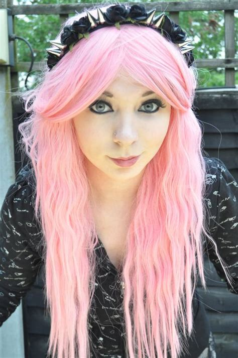 ideas for hair styles 1787 best dyed hair pastel hair images on 6862