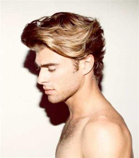wavy hairstyles men mens hairstyles