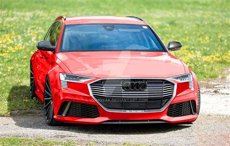 2019 Audi Rs6 Review, Redesign And Performance  Just Car