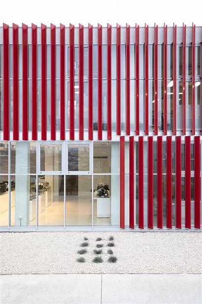 Facility Mce Balp Production Dapino Marco Architekten