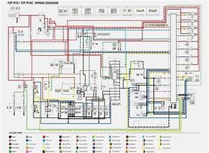 1999 Yamaha Grizzly 600 Wiring Diagram