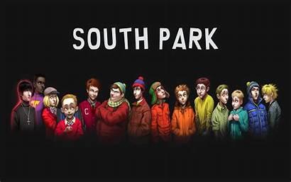 Park South Wallpapers Backgrounds Desktop Cool Realistic