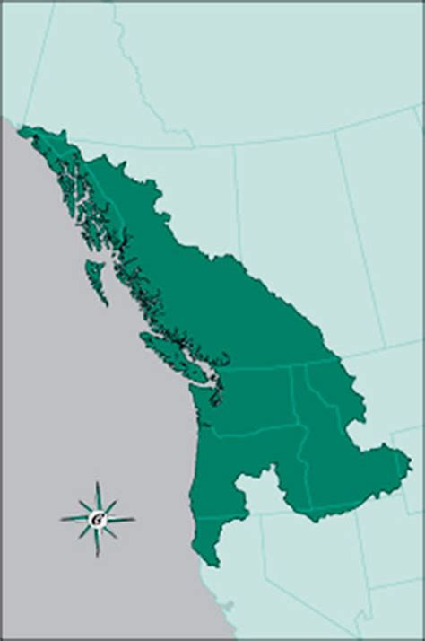 Cascadia, Geography Of Bioregion, Name, Flag, Images