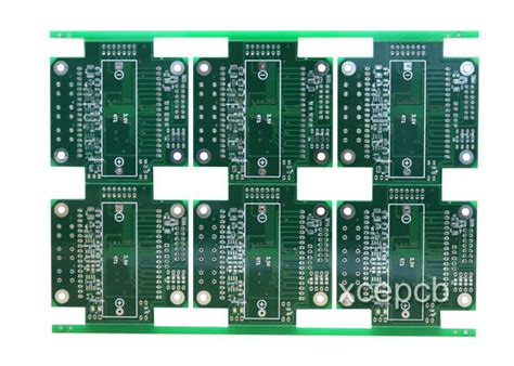 Professional Copper Clad Pcb Board Multi Layer Circuit