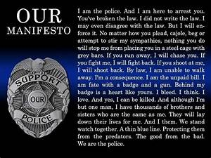 We are the police. #Police #Quotes | Law Enforcement ...