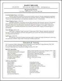 writing a resume for nursing graduate school resume for nursing school application sles of resumes