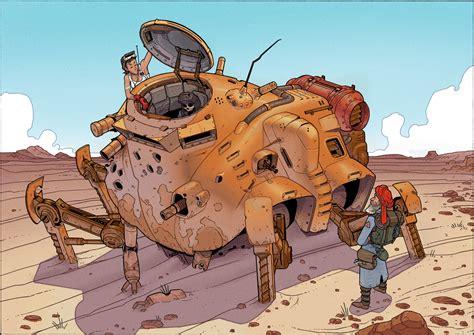 desert scavengers  thdark  deviantart