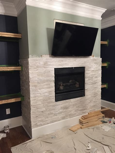 stack fireplace pictures stacked stone fireplace surround faux stone fireplace diy diy stacked stone fireplace first