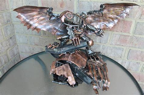 Bioshock Infinite Songbird Metal Sculpture Mightymega