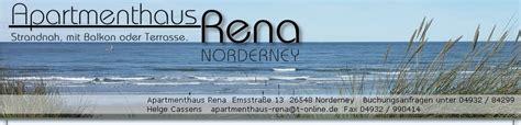 Apartmenthaus Rena Norderney