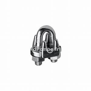 Cable Pour Suspension : serre c ble inox pour suspension de pompe par c ble ou filin inox de 5 mm ~ Teatrodelosmanantiales.com Idées de Décoration
