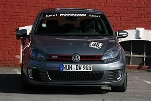 Golf Sport Volkswagen : wunschel sport makes 35th anniversary golf gti autoevolution ~ Medecine-chirurgie-esthetiques.com Avis de Voitures