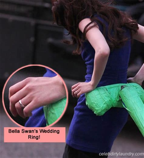 first photo swan s breaking dawn wedding ring laundry