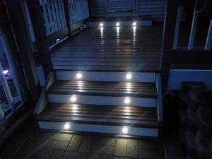 Led In Decke : led step lights 1 watt 1 led mini round deck step light 60 lumens super bright leds ~ Markanthonyermac.com Haus und Dekorationen