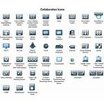 Cisco Icons Icon Collaboration Server Library Cvd