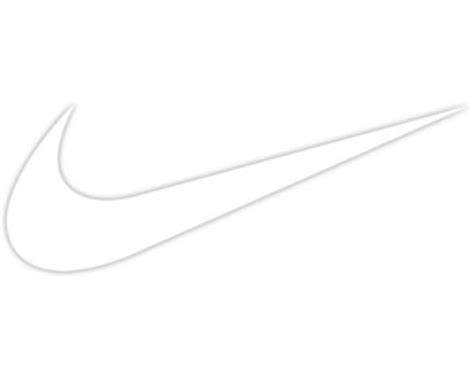 nike logo or nike swoosh free coloring pages