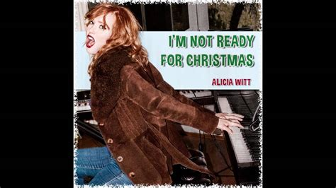 I'm Not Ready For Christmas (explicit)
