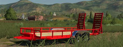 big tex bumper pull  fs  trailers farming