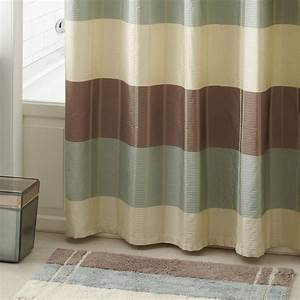 Picture 9 of 50 bathroom sets with shower curtain and for Bathroom shower curtain and rug set