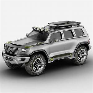 G Modell Mercedes : mercedes ener g force 3d model ~ Kayakingforconservation.com Haus und Dekorationen