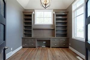 office-built-ins-Home-Office-Contemporary-with-bookcase
