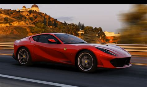812 Superfast Modification by 2018 812 Superfast Auxdelicesdirene