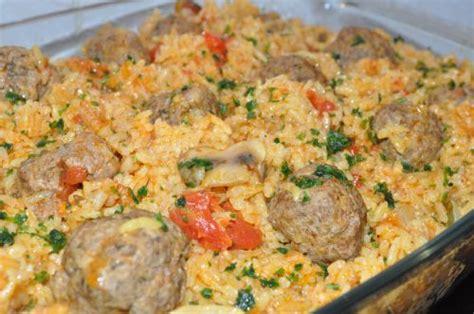 cuisine avec du riz riz à la sauce tomate et viande hachée les recettes de