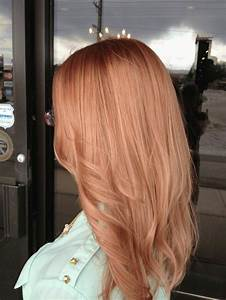 Light Hair With Strawberry Highlights 50 Of The Most Trendy Strawberry Hair Colors For 2020