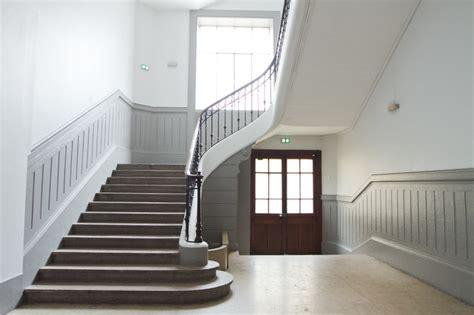 cage  escalier lyon eme classique escalier lyon