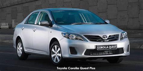 Toyota Corolla Quest 2018 Review - Toyota SA