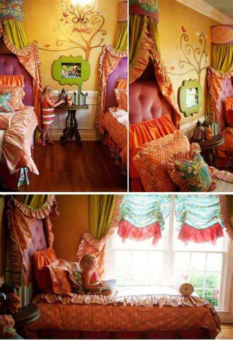 fairy tale inspired decorating ideas  childs bedroom