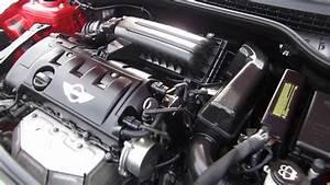 2007 Mini Cooper  Red - Stock  14018q - Engine