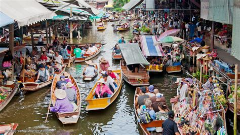5 Floating Markets Around Bangkok Which One Is Best