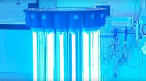 uv disinfection robots can sterilize an icu in 10 minutes